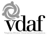 VDAF b&w logo | Virginia Oral Surgeons | Commonwealth Oral & Facial Surgery