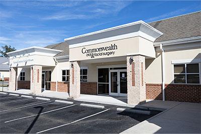 Chester VA oral surgery office | Virginia Oral Surgeons | Commonwealth Oral & Facial Surgery